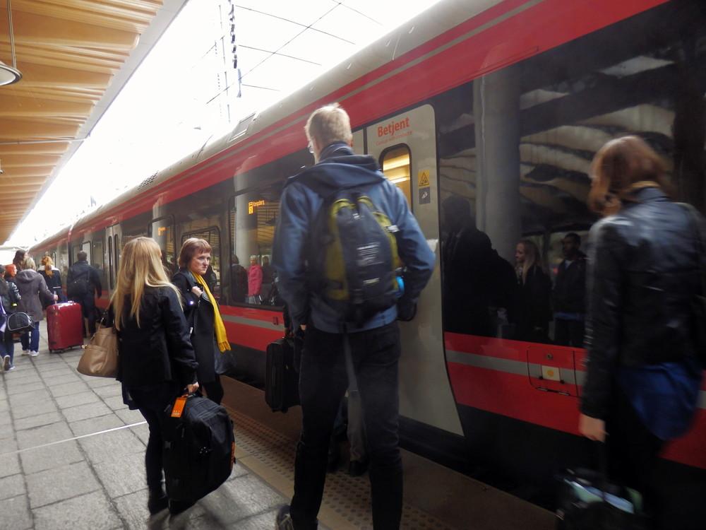 北欧旅行ノルウェー・オスロ観光1_1