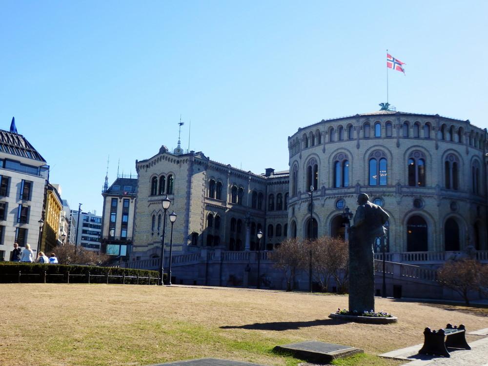 北欧旅行ノルウェー・オスロ観光1_19