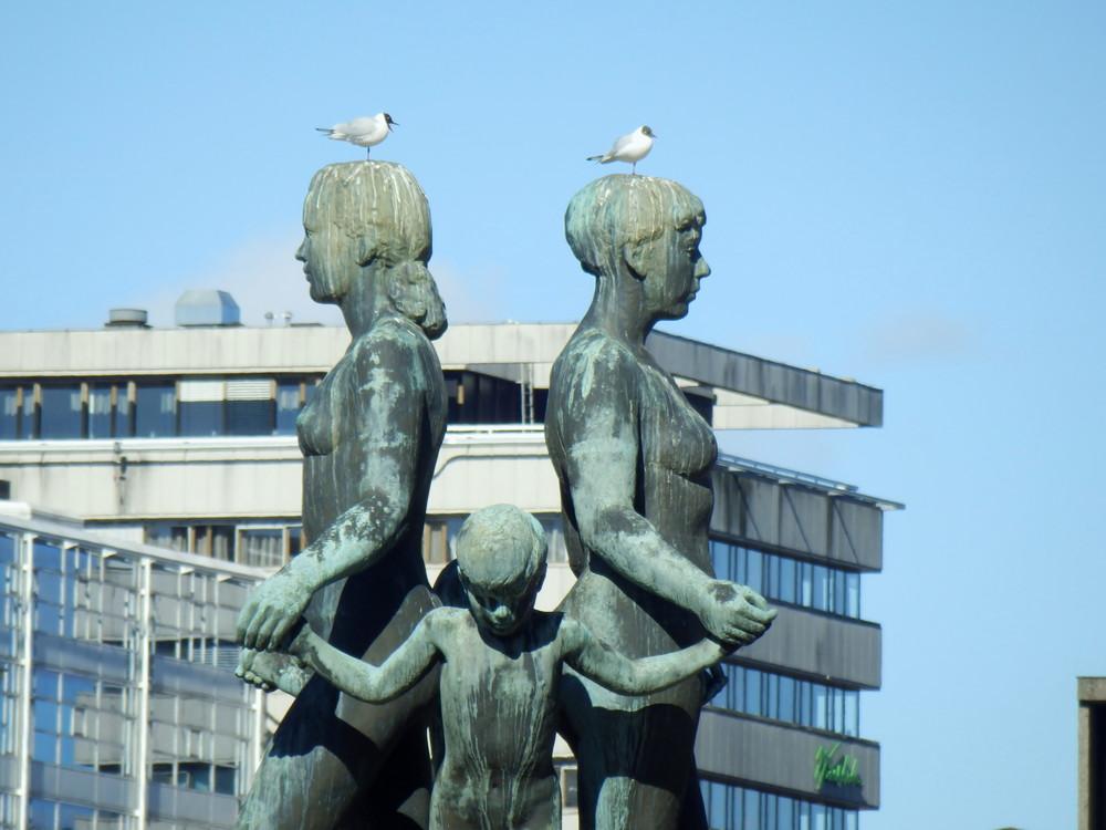 北欧旅行ノルウェー・オスロ観光1_37