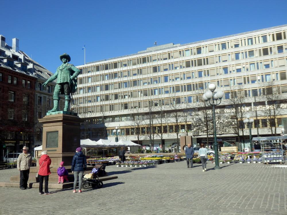 北欧旅行ノルウェー・オスロ観光1_9