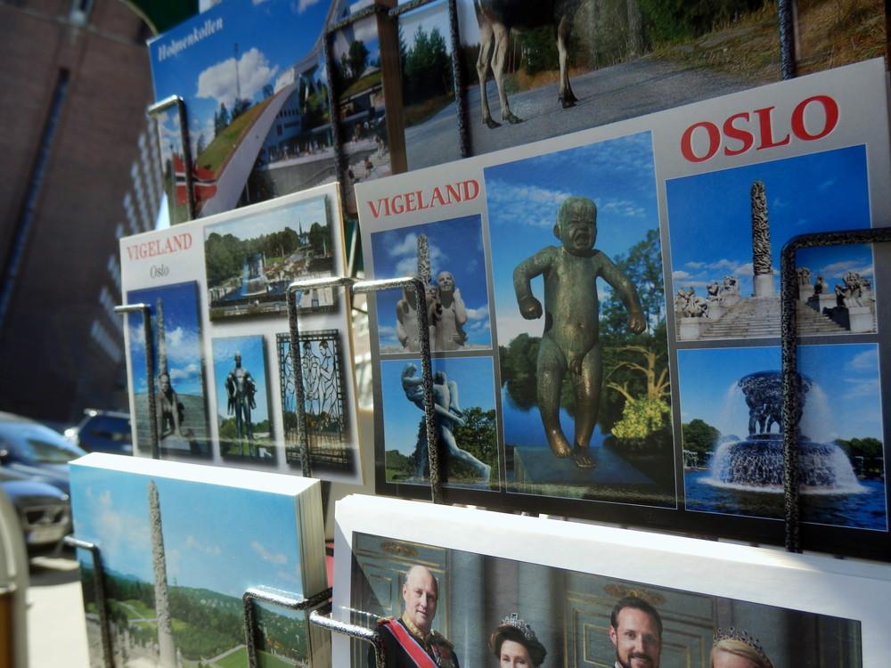 北欧旅行ノルウェー・オスロ観光2_1