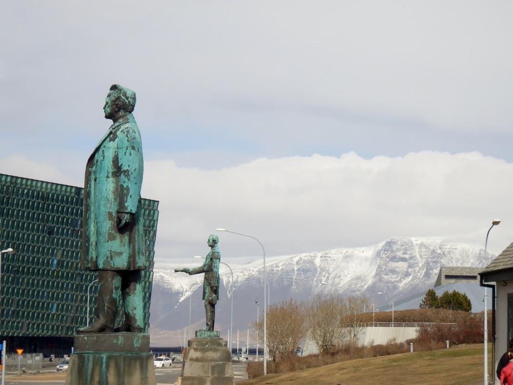 北欧旅行アイスランド・レイキャビク観光_16