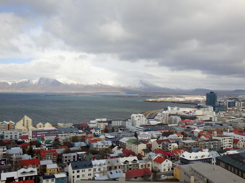 北欧旅行アイスランド・レイキャビク観光_35