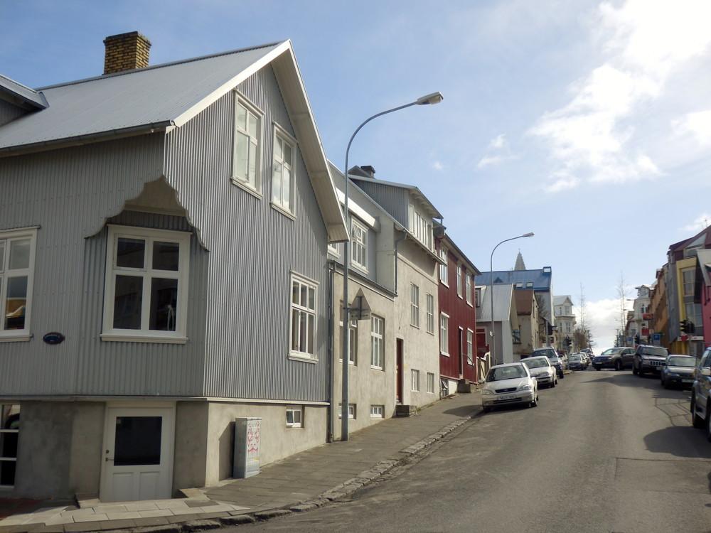 北欧旅行アイスランド・レイキャビク観光_39