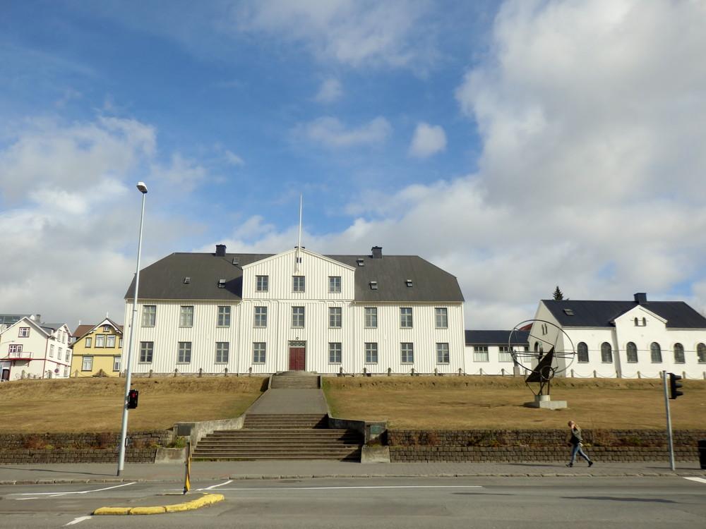 北欧旅行アイスランド・レイキャビク観光_47