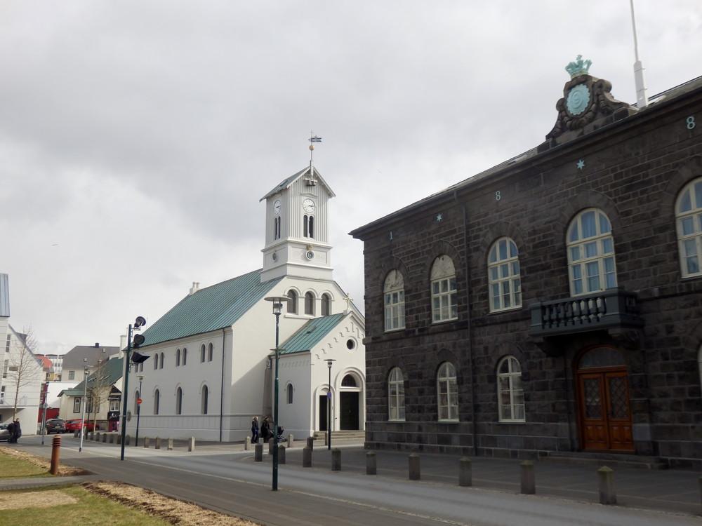 北欧旅行アイスランド・レイキャビク観光_49