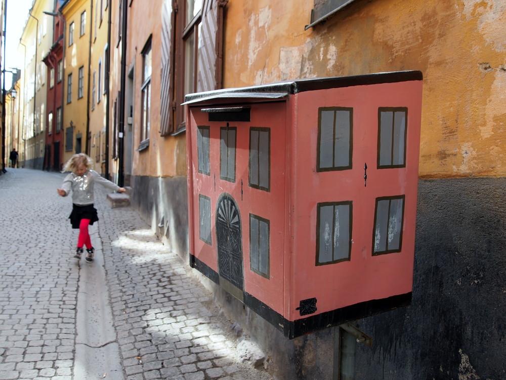 北欧旅行スウェーデン・ストックホルム観光1_32