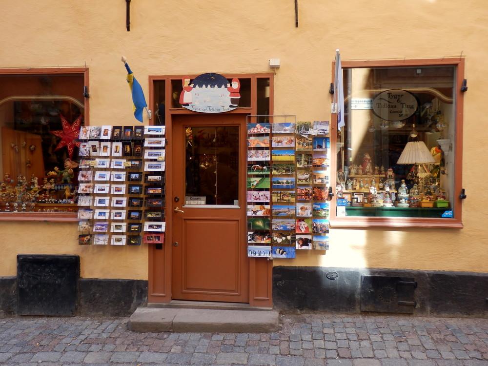 北欧旅行スウェーデン・ストックホルム観光1_36