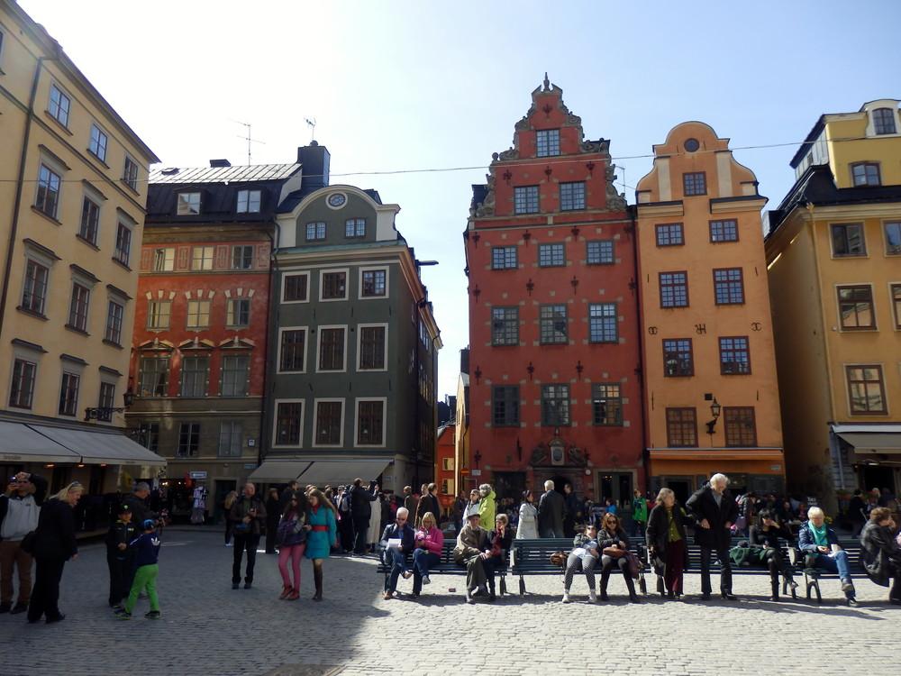北欧旅行スウェーデン・ストックホルム観光1_37