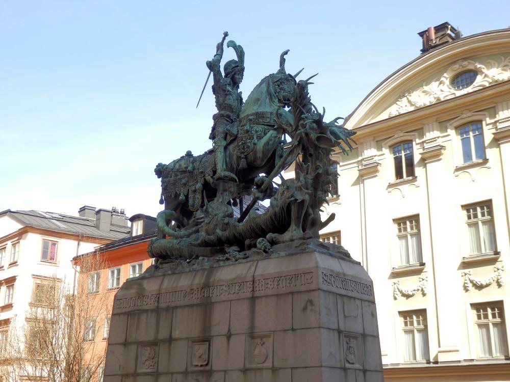 北欧旅行スウェーデン・ストックホルム観光1_43