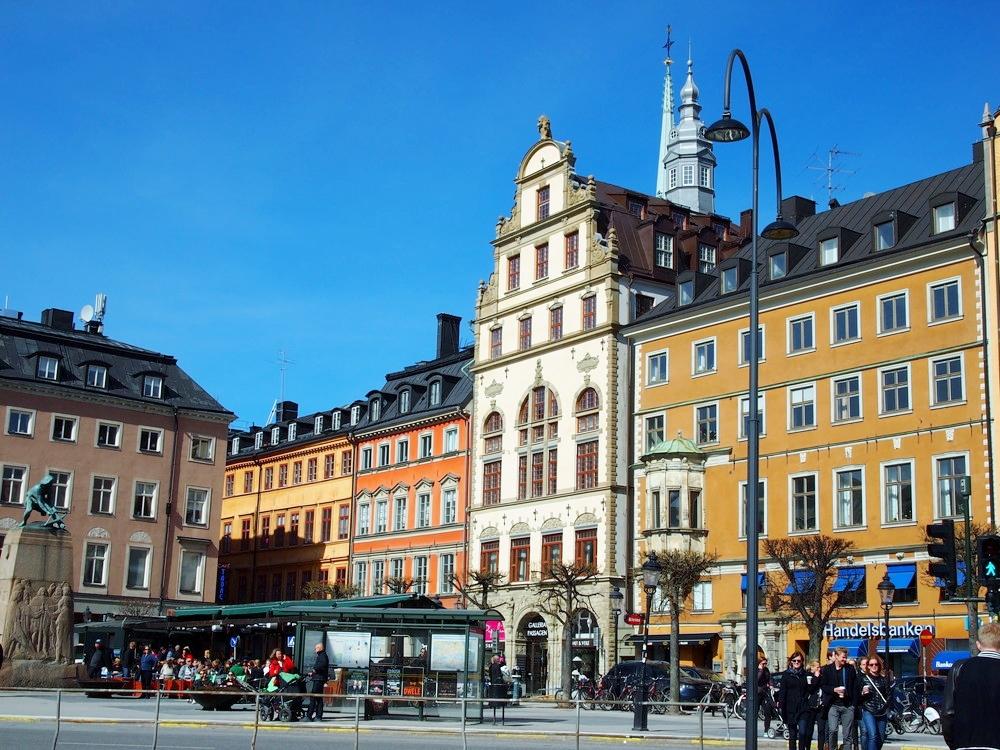 北欧旅行スウェーデン・ストックホルム観光1_48