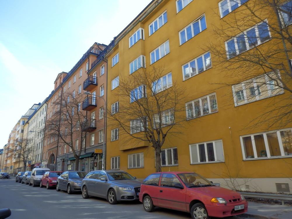 北欧旅行スウェーデン・ストックホルム観光1_7